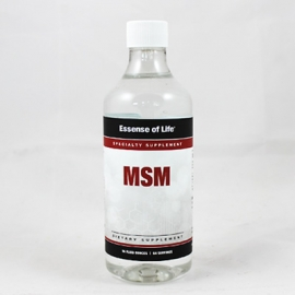 Liquid Ionic MSM Supplement