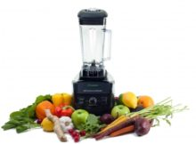 Cleanblend Smoothie and Soup Blender at www.essense-of-life.com