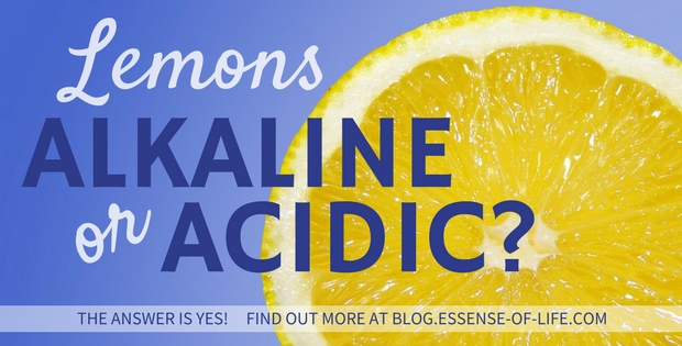 Are Lemons Alkaline or Acidic? Understanding pH and Diet | blog.essense-of-life.com