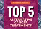 Top 5 Alternative Cancer Treatments ©2018 blog.essense-of-life.com