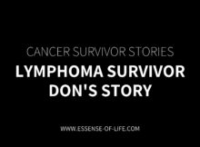 Lymphoma Survivor – Don's Story