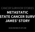 Metastatic Prostate Cancer Survivor—James' Story